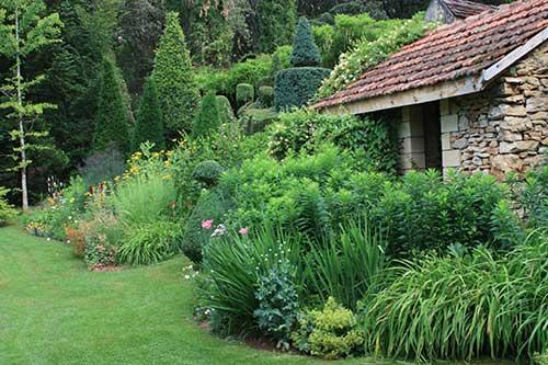 Plan jardin anglais fabulous historique with plan jardin for Jardin potager en anglais