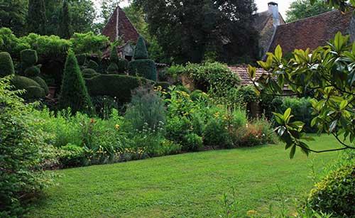 10 jardins les jardins de cadiot for Jardin anglais mixed border